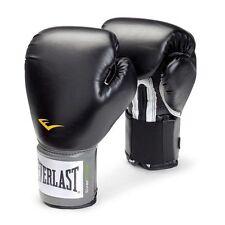 NEW Everlast Pro Style Training Gloves Black 16 oz. FREE SHIPPING