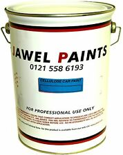 Cellulose Car Paint 2 X 5 Litre  PURE SILVER METALLIC Gloss
