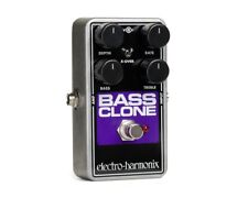 Electro-Harmonix Bass Clone Chorus Effect Pedal - Authorized Dealer NEW EHX
