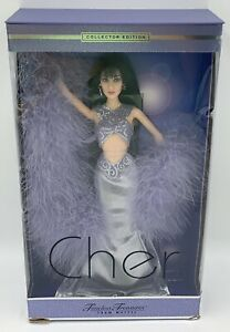 NIB 2001 Barbie Collector Edition Cher Timeless Treasures From Mattel 29049