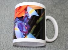 Purple Dutch Iris Coffee Mug - Great Mother's Day Gift  - NEW - MUST L@@K