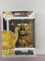 Funko Pop! Marvel: Marvel Studios 1st 10 years - Thor #381 NOT MINT BOX F02