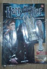 Harry Potter Schach DeAgostini Heft 25 Neu mit Figur