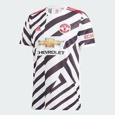 adidas Manchester United OT 110 Soccer Jersey Zebra Aeroready 2xl XXL