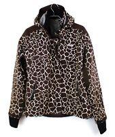 Bergans Of Norway Women Jacket DZ87 Giraffe RECCO Ski Coat Size XL