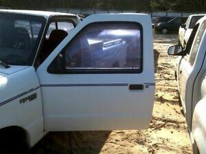 Driver Left Front Door Manual Fits 94 MAZDA B-2300 327548