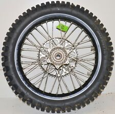 "KTM Husaberg Rear Wheel Rim Hub Tire EXCEL BLACK 19"" x 2.15"" 5481001004496 91-12"