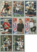 New England Patriots 8 card 2014 Topps insert lot-all different