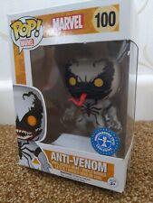 Marvel Funko Pop Anti-Venom #100