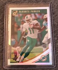 2018 Donruss DeVante Parker #166 Press Proof /75 Dolphins Louisville Mint CombSH