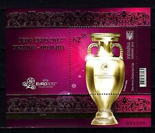 "Ukraine - 2012 ""UEFA EURO 2012"" Souvenir Sheet (MNH) - Lot 2"