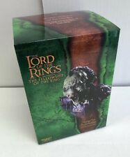 Lord of the Rings Moria Orc Swordsman 1/4 Scale Bust  Sideshow (2001) sealed