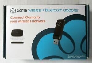OOMA WIRELESS + BLUETOOTH ADAPTER FOR TELO or OFFICE NEW FACTORY SEALED