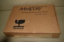 ^^ MERCURY COMPUTER RACE MCJ6 VMI/VME  MOTHERBOARD -NEW IN BOX   (GS41)