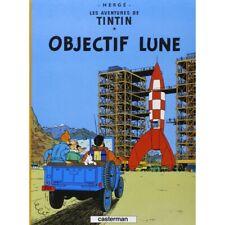 Álbum Las aventuras de Tintín: Objetivo: la Luna Francés