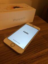 Apple iPhone 6s Plus - 16GB - Rose Gold (O2) A1687 (CDMA + GSM)