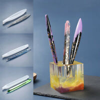 Silicone Epoxy Resin Mould Ballpoint Pen Mold handmade Jewelry Making DIY Craft