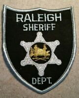 WEST VIRGINIA, BERKELEY COUNTY SHERIFF DEPT BLACK & GOLD