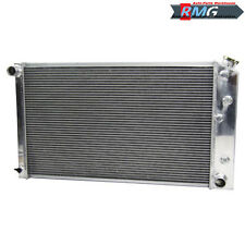 2 Row Aluminum Radiator For 1968-1973 Chevy Chevelle L6 V8 1969 1970 1971 1972