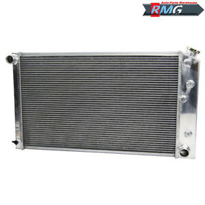 3Row Aluminum Radiator For 1971-1990 Chevrolet Caprice