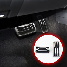 Fit For Ford Everest Ranger Foot Pedal Cover AT Brake Gas Accelerator Pad Parts