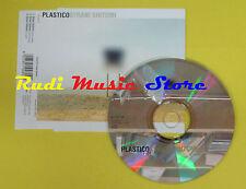 CD Singolo PLASTICO Strani sintomi ITALY BANANA REC. 2000 no lp mc dvd (S15*)