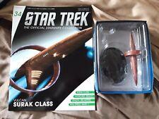 Star Trek Starships - Vulcan Surak Class (Issue 34)
