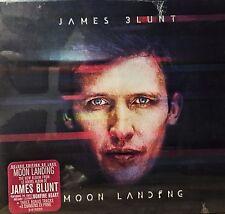 NEW! - James Blunt - Moon Landing (CD) DELUXE EDITION - 3 BONUS TRACKS