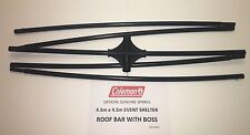 Genuine Coleman Event Shelter Spare New Poles Replacement Roof Parts 4.5m x 4.5m