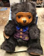 1985 Raikes 5448 Bently Bear-Original Box-Limited Edition Artist Signed