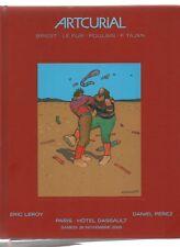 Catalogue Vente BD ARTCURIAL du 26 Novembre 2005.Bien complet plaquette JOUBERT