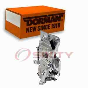 Dorman Front Left Door Latch Assembly for 1999-2000 Cadillac Escalade Body kv