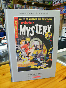 PS, MISTER MYSTERY V2 2018 HARDCOVER 1ST EDITION
