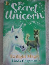 My Secret Unicorn Book - Twilight Magic - Brand New - RRP £5.99