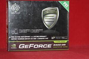 BFG Nvidia GeForce 8400 GS 512MB DDR2, PCI Graphics Card. (BFGR84512GSP)