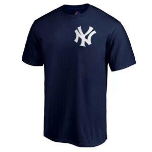 NWT AARON JUDGE 99 MAJESTIC MENS T SHIRT X-LARGE XL NEW YORK YANKEESMLB