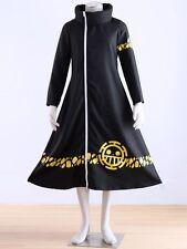 One Piece Trafalgar Law Coat 2 years later Cosplay Costume Cloak Hat Custom Made