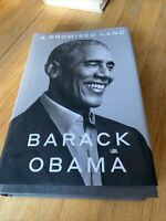 A Promised Land - Hardcover By Obama, Barack - VERY GOOD