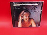 Portraits in Silver by Ali Ryerson (CD, Jul-2004, Concord) -A442