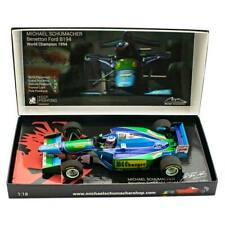 BENETTON FORD F1 B194 MICHAEL SCHUMACHER F1 WORLD CHAMPION 1994 1/18 NEW OVP