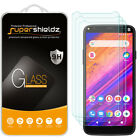 [3-Pack] Supershieldz Tempered Glass Screen Protector for BLU V5