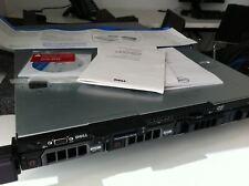 Dell PowerEdge R410 2x Xeon E5540 2.53GHZ QC 32GB Memory 4x 146GB 15k RPM iDRAC6