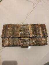 c4ea2c54919833 Gucci Snakeskin Clutch Bags & Handbags for Women for sale | eBay