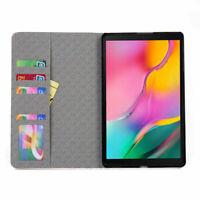 Étui pour Samsung Galaxy Tab A T510/T515 10,1 Étui de Protection Housse Étui Sac