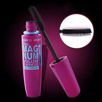 Waterproof Black 3D Makeup Mascara Fiber Eyelash Extension Curling Thick Beauty#