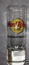 HARD ROCK CAFE  WASHINGTON D.C. Double Shot Glass Shooter Bar Souvenir