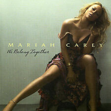 We Belong Together [Single] by Mariah Carey (CD, 2005, Island (Label)