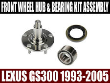 Front Wheel Hub & Bearing and Seal Kit Assy For Lexus GS300 1993-2005