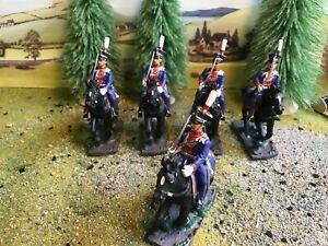 Napoleonic French Lancers 1812-1814 - 54mm