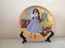 Barbie as Dorothy Collector's Plate by Enesco Limited Edition